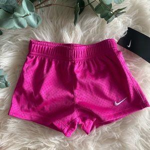 Toddler Girls Nike Mesh Shorts